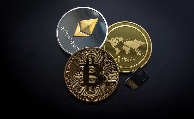 cryptocurrency-bitcoin ethereum ripple btc eth coin info news