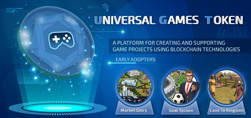 Universal Games Token UGT