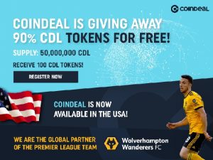 coindeal giveaway